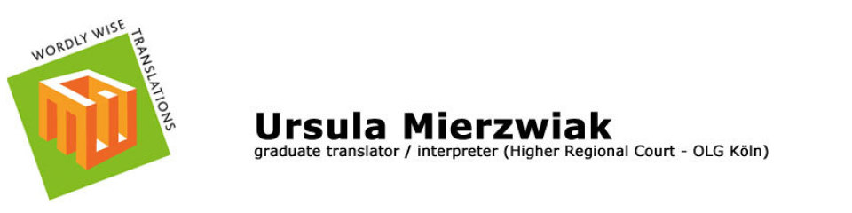 Graduate translator / interpreter